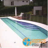 piscina de alvenaria estrutural preço Vila Gustavo