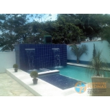 piscina de vinil em l Brasilândia