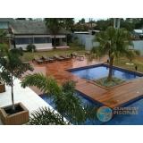 piscina em concreto armado preço Jardim Guedala