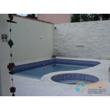 piscina em concreto e alvenaria preço Brasilândia