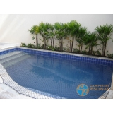 piscina em vinil com spa Tremembé
