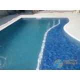 piscinas com concreto armado Guararema