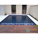 piscinas com concreto projetado Aeroporto