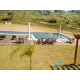 piscinas de alvenaria armada para clubes Iguape