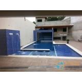 piscina de alvenaria armada estrutural
