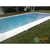 piscina de alvenaria armada pequena
