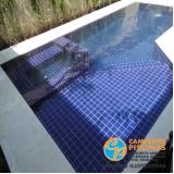 piscinas de fibra para terraço Barra Bonita