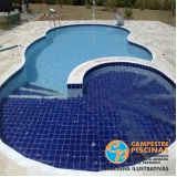 piscinas de vinil para academia ABC