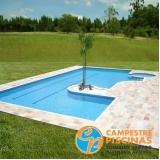 piscinas de vinil para clubes Santo André
