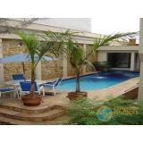 piscinas em vinil com bar Santana de Parnaíba