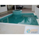 piscinas em vinil com sauna Indaiatuba