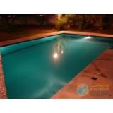 piscina em vinil com hidro