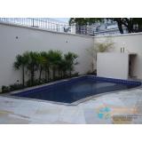 piscina em vinil com spa