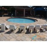 piscinas em vinil Parque Peruche