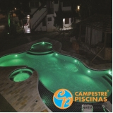 piso para piscina antiderrapante Vila Marcelo