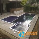 piso para piscina área externa melhor preço Praia da Baleia