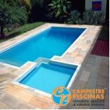 pisos para piscina área externa Jardim Santa Terezinha