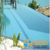 pisos para piscina barato Jaguaré