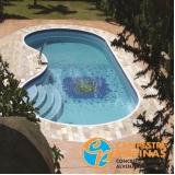 procuro comprar piscina de vinil para resort Santo Amaro