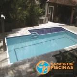 procuro por piso para piscina azul Santos