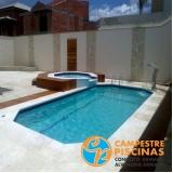 procuro tratamento automático de piscina em chácaras Campo Grande