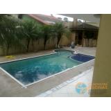 projeto de piscina com concreto Salesópolis
