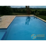 projeto de piscina concreto projetado Zona Sul