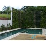 projeto de piscina de concreto com spa Mendonça