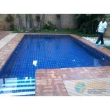 projeto de piscina em concreto e alvenaria Lauzane Paulista