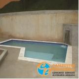 quanto custa cascata para piscina de alvenaria Pinheiros