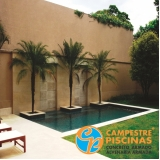 quanto custa piscina de alvenaria pequena Ribeirão Branco