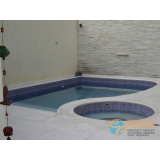 quanto custa piscina em vinil com sauna Ribeirão Pires