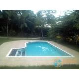 quanto custa piscina em vinil com visores São José do Rio Preto