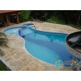 quanto custa piscina em vinil Cidade Dutra