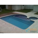 reforma de piscina com fibra Cidade Jardim