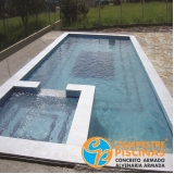 reforma de piscina de vinil para condomínio Pardinho