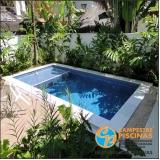 reforma de piscina de vinil preço Angatuba