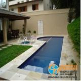 reforma de piscina de vinil Santos
