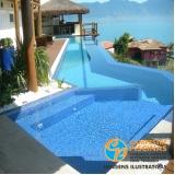reforma de piscina em condomínio Jandira