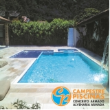reforma de piscinas de azulejo Ribeirão Branco