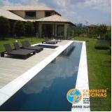 reforma de piscinas em condominio São Simão