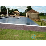 reforma geral de piscina valor Arcadas