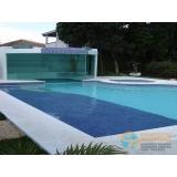 reforma para piscina de concreto valor Arcadas