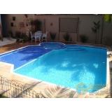 reforma para piscina de concreto Taboão da Serra