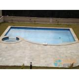 reforma piscina cobertura valor Água Funda