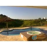 reforma piscina cobertura Ponte Rasa