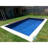 reforma piscina concreto valor Jardim Guedala