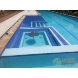 reforma piscina de cobertura orçar Chora Menino