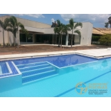 reforma piscina de cobertura valor Jardim Europa