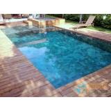 reforma piscina de fibra orçar Zona Leste